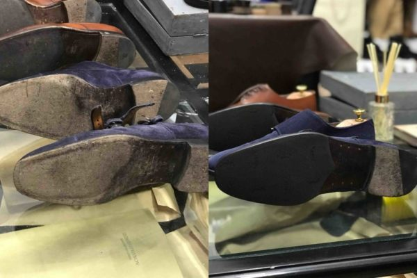 обувь накат