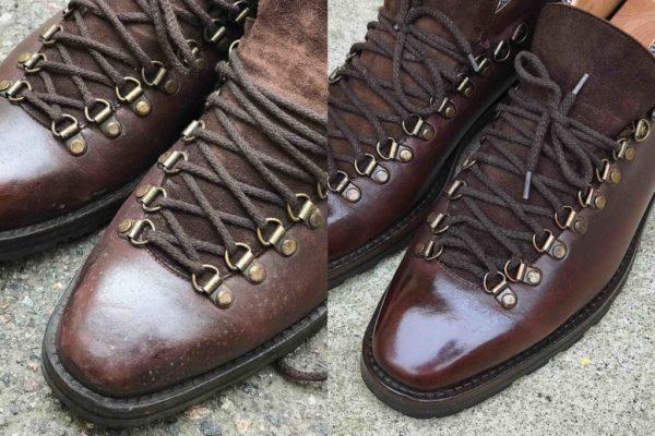 Полный уход за обувью