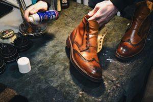 пропитка обуви
