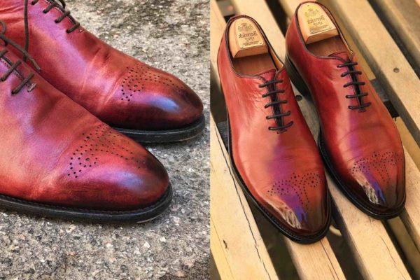 патинаж обуви