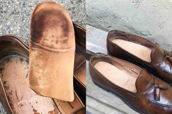 стельки обувь