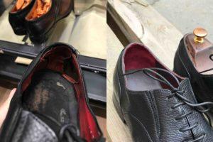 задники в обувь