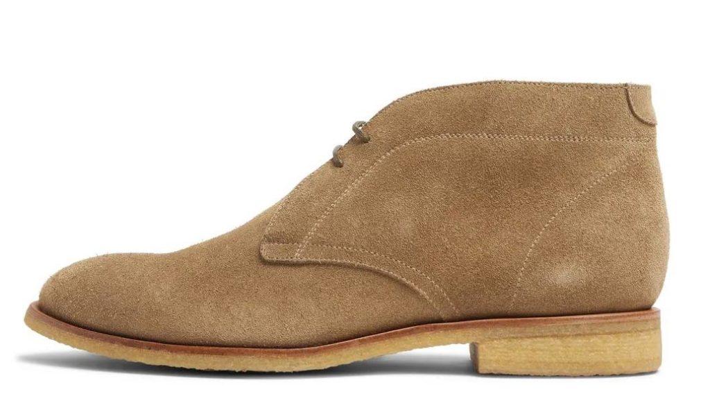 дезерты ботинки