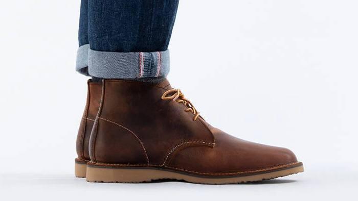 чукка ботинки